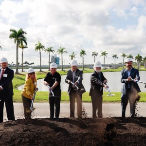 Mote Marine Breaks Ground on New Aquarium