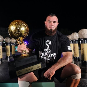 Oleskii Novikov of Ukraine Wins the 2020 SBD World's Strongest Man Championship Title