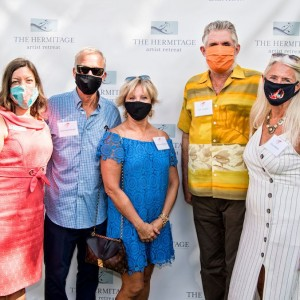 2020 Artful Lobster: An Outdoor Celebration Fundraiser is a Huge Success