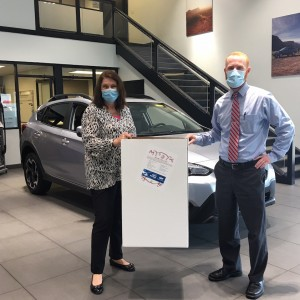 Subaru Share the Love Event Benefits Meals On Wheels of Sarasota