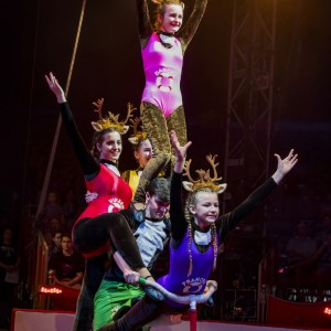 The Circus Arts are Alive and Well at the Circus Arts Conservatory