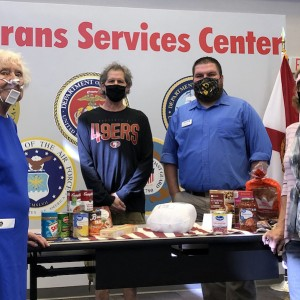 First Church Donates Turkeys for Veterans in Need