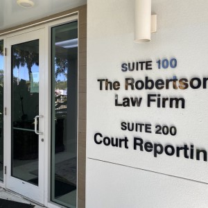The Robertson Law Firm Moves Into Downtown Digs