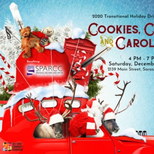 Drive-Thru Winter Wonderland Experience and Holiday Toy Drive to Benefit SPARCC