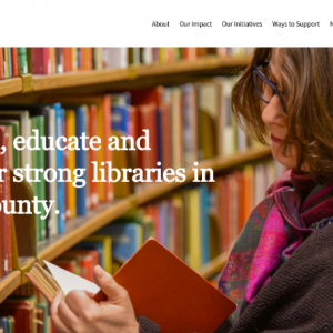 DreamLarge Helps Library Foundation for Sarasota County Launch Strategic Rebrand