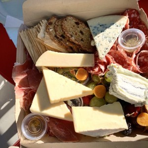 Artisan Cheese Co. Brings Sophistication to Box Lunch