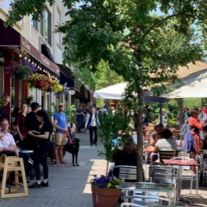 Street Cafe Grant Program Extended Through 2021