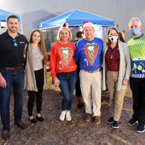 Area Donors and Businesses Partner to Brighten Holidays for Bradenton Families