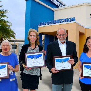 Goodwill Manasota Recognizes Outstanding Volunteers