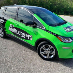 Junkluggers New Electric Vehicle