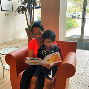 Safe Children Coalition Encourages Families to Read Together