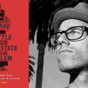 SRQ Book Club: We Had a Little Real Estate Problem: The Unheralded Story of Native Americans & Comedy by Kliph Nesteroff
