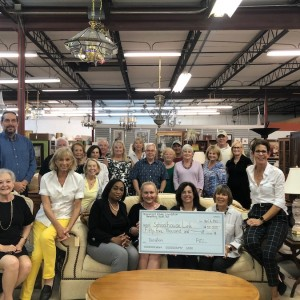 Safe Children Coalition, Inc. Receives Donation for Schoolhouse Link Program