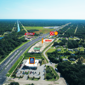 SVN Commercial Advisory Group Manages Sale of 2.16 Acre Ground Lease in North Port