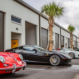 Exotic Automobile Show Hosted by Wheel Base and Gentlemen Drivers Group