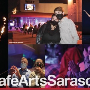 Andy Sandberg on #SafeArtsSarasota