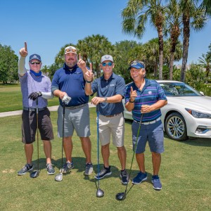 Sarasota Memorial Healthcare Foundation Golf Tournament Raises $170,000 for SMH Physicians Endowment