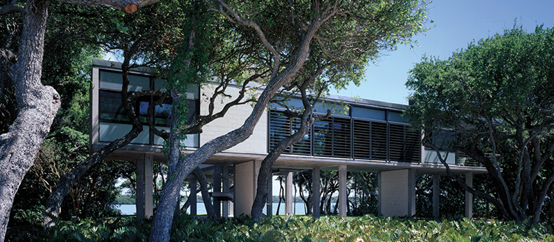 House of Gulf of Mexico II, designed by Toshiko Mori.