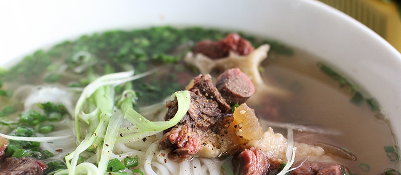 Best Cup of Soup: Pho Cali