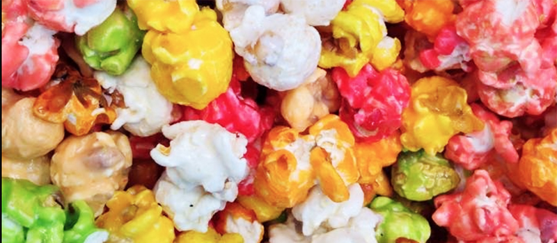 Best Trend:Tropical Shores Gourmet Popcorn