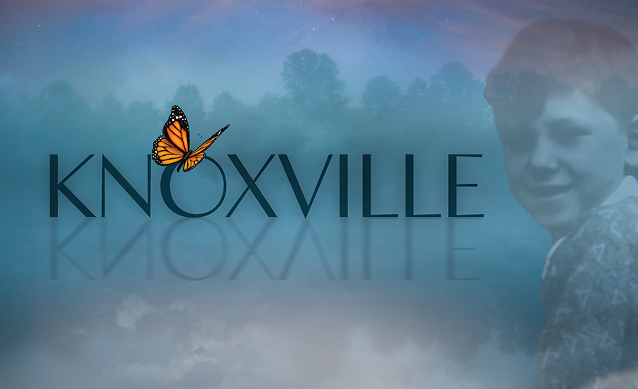 The world premiere of Knoxville at the Asolo Repertory Theatre.