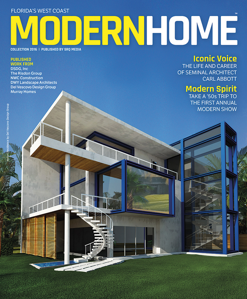 Modern Home-2016 Collection - Roundtable :: SRQ Magazine Feature