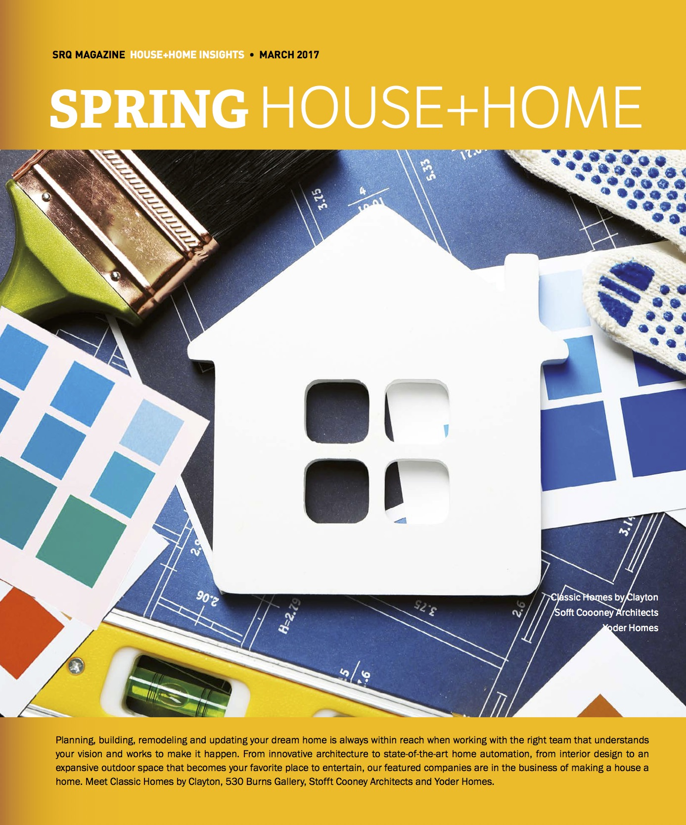 Spring House + Home