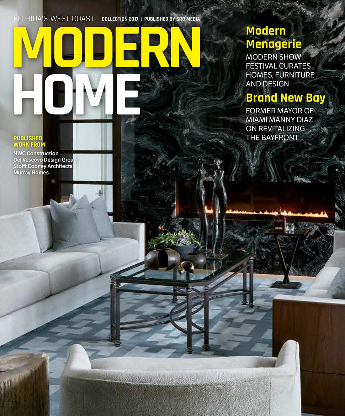 Modern Home Magazine - Roundtable :: SRQ Magazine Feature