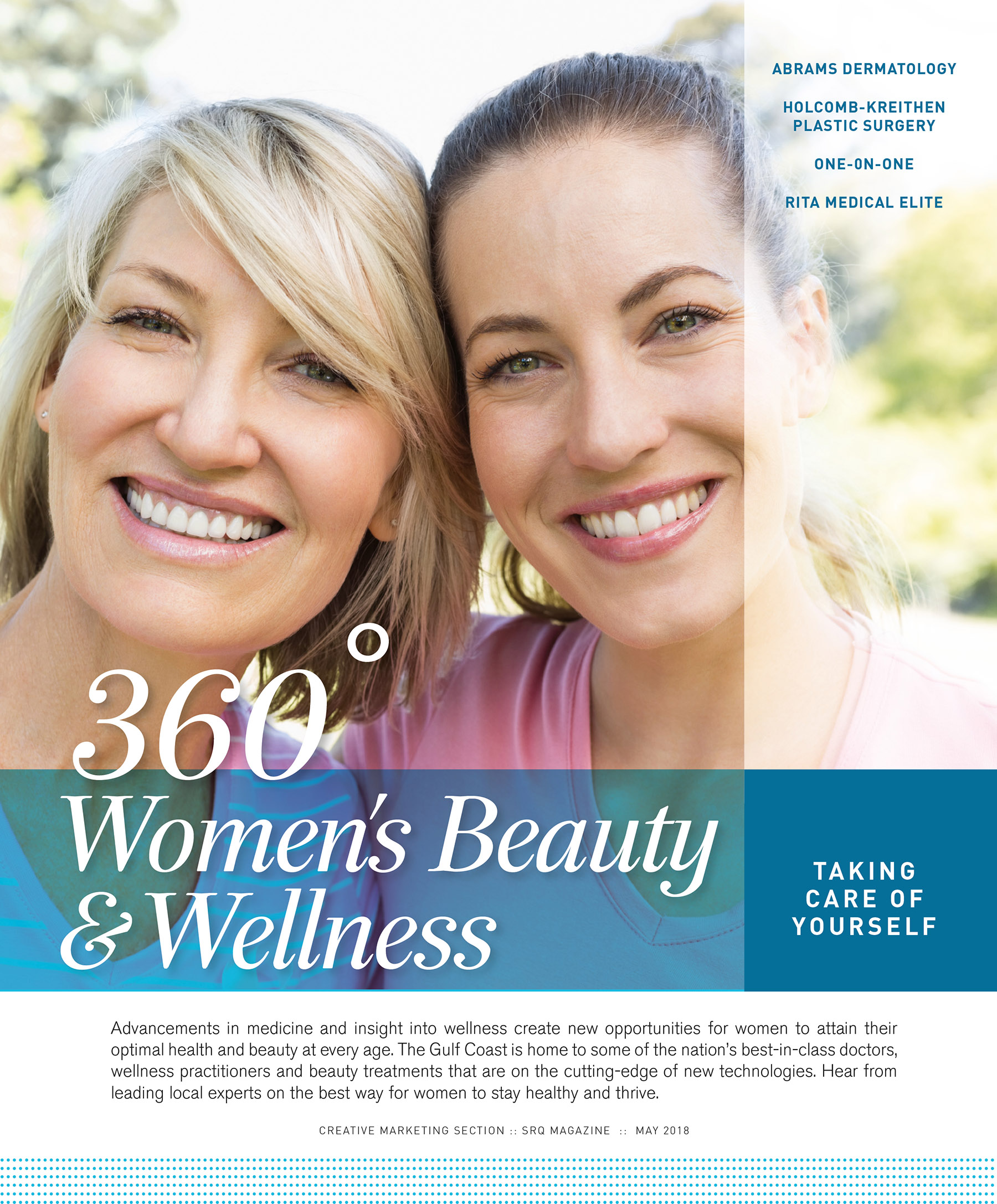 Women's Beauty and Wellness
